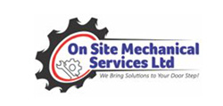 On Site Mechanical Services Logo