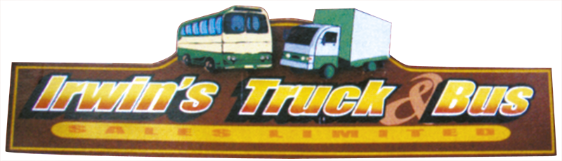 Irwins Truck & Bus Sales Ltd Logo