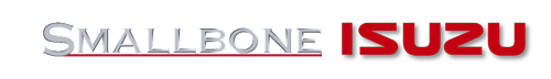 Smallbone Isuzu logo